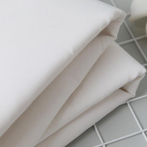 100% Cotton White Fabric 32x32