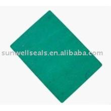 Non Amianto Folha Comprimida com fibra de carbono 200 Graus