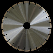 350mm Silbergeländer Diamant Sägeblatt zum Schneiden von Stein