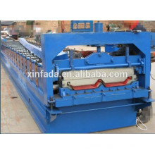 Standing Seam Roofing Sheet Roll Forming Machine