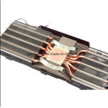 Электрический радиатор для детективной машины