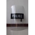 Polícia Alta Qualidade Transparente Equipamento Anti-Motim