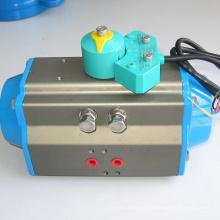 POV hizo la caja de interruptor de relé de válvula barata para la válvula de bola neumática