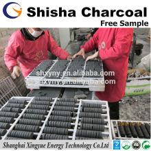 Carvão, carvão de Shisha, carvão de narguilé