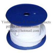 Чисто PTFE плетеный упаковки с/ без масла