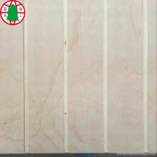 hot sale pine veneer T&G slotted plywood