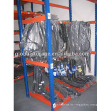 Rack para accesorios automotrices (rack colgante)