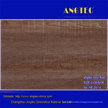 Revêtement en plastique de PVC de vinyle anti-bactérien