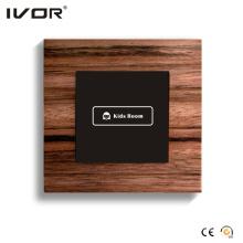Cadre de contour en bois (1 écran HR1000-WD-L1)
