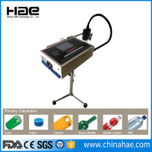 Automatic Batch Number Expirydate Bottle Inkjet Printer