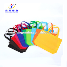 Kundengebundener Logo-und Form-nicht gesponnener Geschenk-Einkaufstasche-Kleiderbeutel-Großhandel