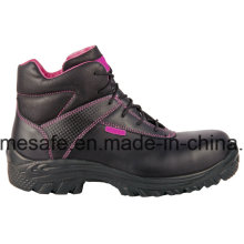 Botas de segurança à moda das mulheres Ufb033 botas de segurança das mulheres de Hotselling