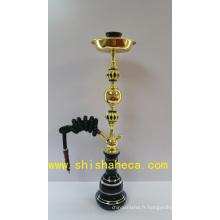 Modèle classique Design Narguilé Fer Narguilé Pipe Shisha Narguilé