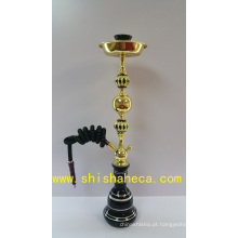 Tubo de fumo de Nargile do ferro do projeto clássico do modelo