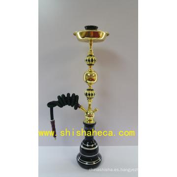 Clásico modelo de diseño Hierro Nargile fumar pipa Shisha Cachimba