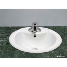 Oval Ceramic Basin (BB223E)