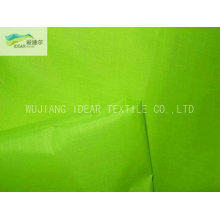 Check Polyester Taffeta Fabric