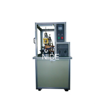 Armature Commutator Spot Welding Fusing Hotstacking Machine