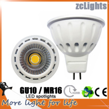 LED Reflector GU10 MR16/Gu5.3 6W COB Spotlight  ((MR16-A6)