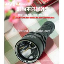 Highlight Magnetschalter stufenlose Dimmen professionelle LED Tauchen Taschenlampe