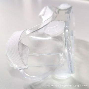 Óculos de segurança médica anti-nevoeiro