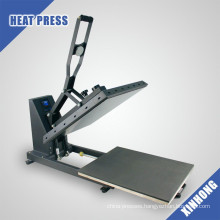2017 New Condition Digital t-shirt heat press machine With Magnetic 38x38