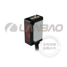 Rectangular Plastic Background Suppression Photoelectric Sensors (PSC DC3)