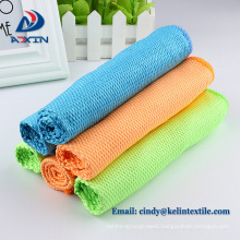 Wholesale alibaba bamboo fiber kitchen towel with low price