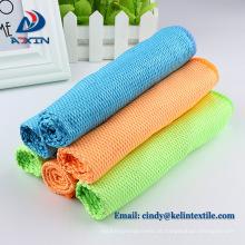 Alibaba atacado fibra de bambu toalha de cozinha com preço baixo