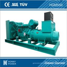 EE.UU. Googol Diesel generador a prueba de sonido 500kv a