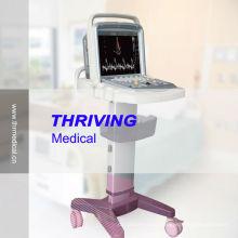 Portable Cardiac Doppler Ultrasound Machine (THR-CD009)