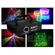 DJ Equipment Professional 600mW  Laser 3d Party Light Anima