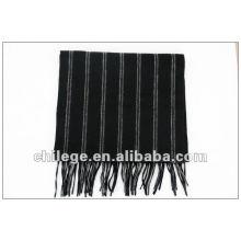 100% men cashmere scarf