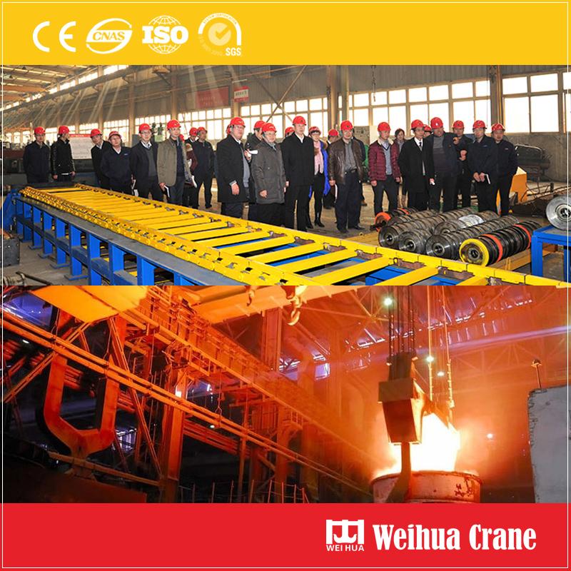 Weihua Crane Project