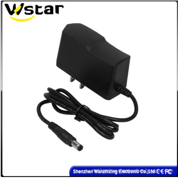 9V 1A Us Plug Adapter with FCC Certificate