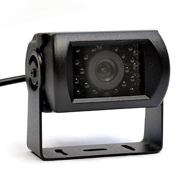 Caméra port série utilisée dans la prise de photos en temps réel pour le système de suivi GPS