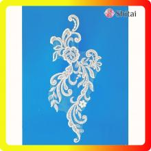 High quality lace embroidery cord wedding