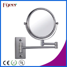 Miroir de maquillage pliable à double face Fyeer (M0548)