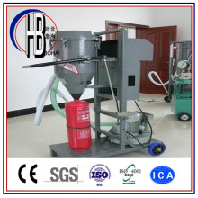 Filling System for CO2 and Dry Power Fire Extinguisher