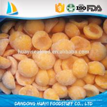 Beste Qualität neue gefrorene iqf gelbe Pfirsich
