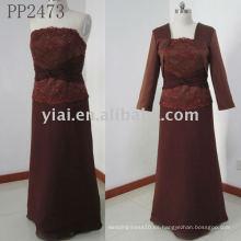 Madre libre del envío de la nueva llegada PP2473 del vestido 2011 de la novia