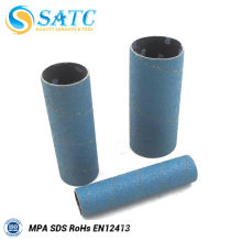 Abrasive sanding sleeves and sanding drum mandrel for hand drill About