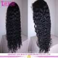 2015 Fashion Curly Wig For Fashion Women Glueless Full Lace Wig With Baby Hair