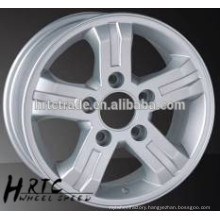 HRTC 16X7 inch 5 hole replica bbs wheel rims for KI A