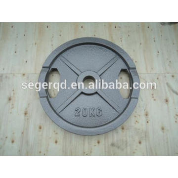 cast iron painted weight plate for sales