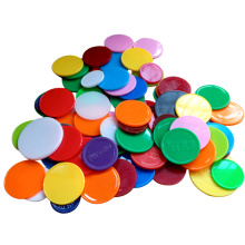 Hot Sale High Quality Factory Price Custom Plastic Token Coin Wholesale From China