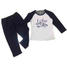 Flower bebê roupas em crianças Crianças desgaste Sq-17112