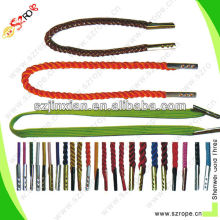 colorful 6mm metal string stopper for handle paper bag