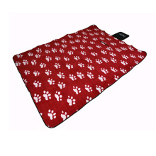 Red and Blue Tourist Folding Picnic Mat