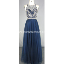 Gorgeous Beading Long Prom Dress Wholesale